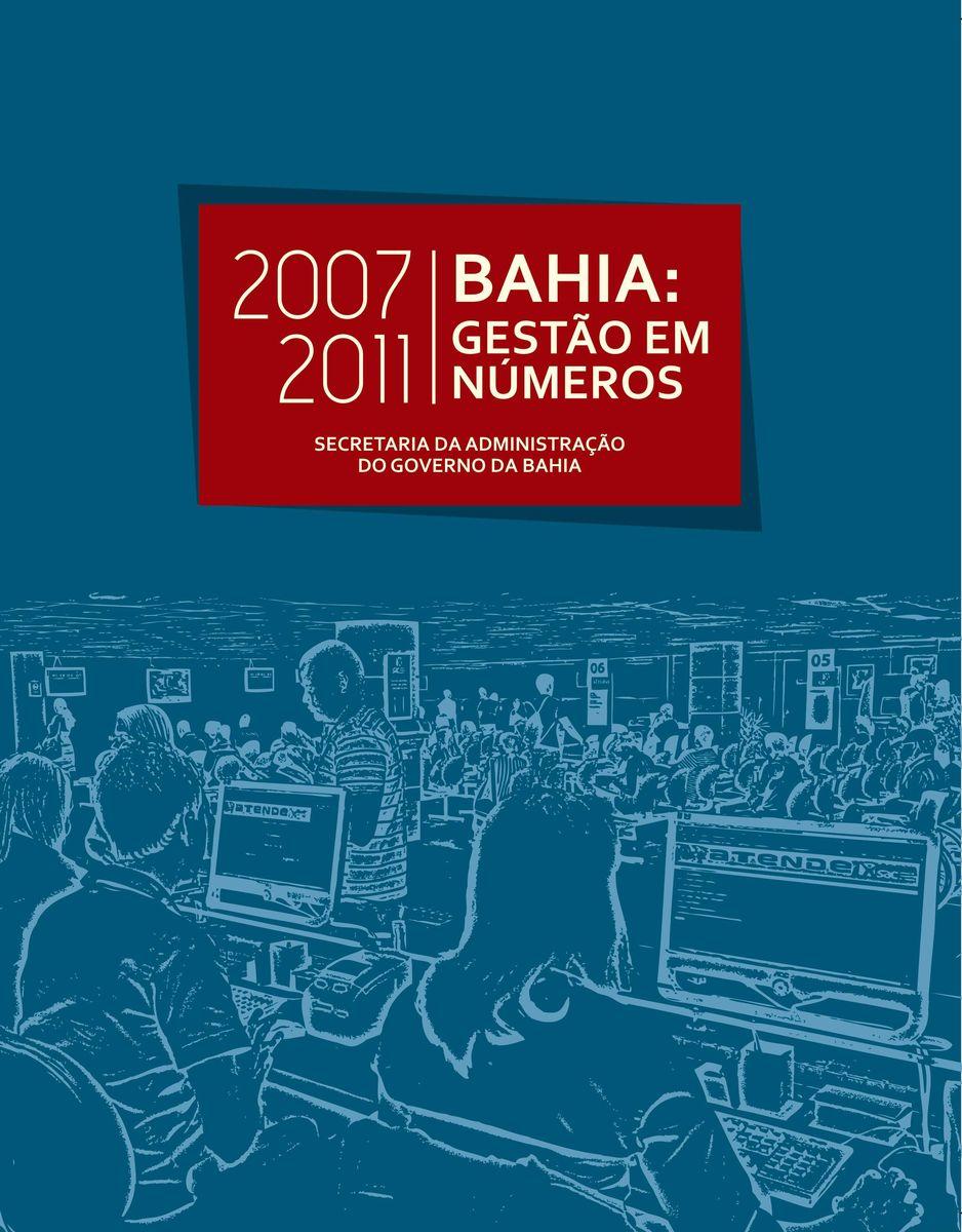 Gestão em Números - 2007a2011
