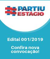 Partiu Estágio - Edital 01 - 4ª convocação