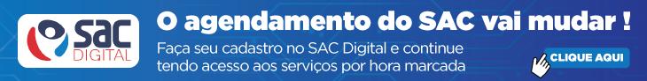 Agendamento SAC Digital