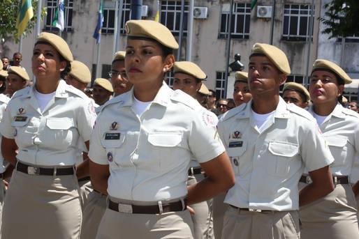 Governo contrata instituto para realizar concurso da Polícia Militar e dos Bombeiros
